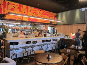 bleecker kitchen interior